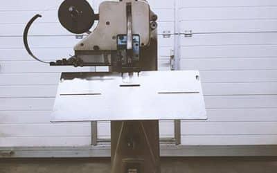 Drahtheftmaschine INTROMA