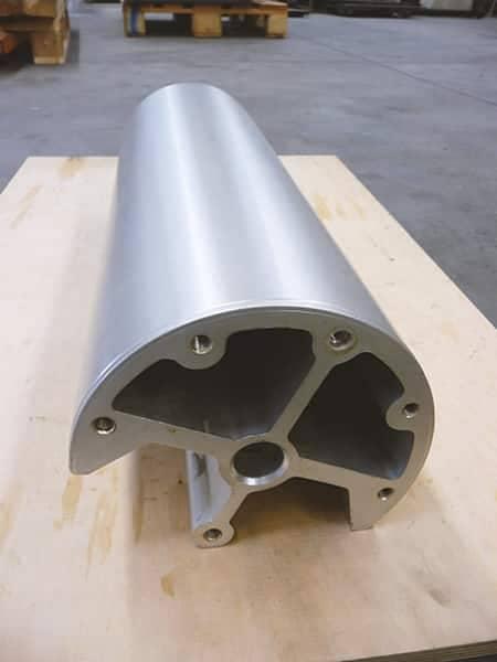Rubber Blanket Cylinder