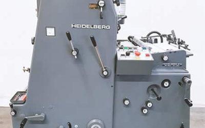 Heidelberg GTO52